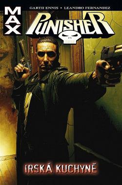 Punisher: Irská kuchyně obálka knihy