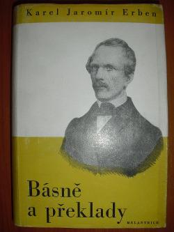 Básně a překlady obálka knihy