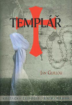 Templář obálka knihy