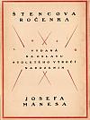 Štencova ročenka vydaná na oslavu stoletého výročí narozenin Josefa Mánesa