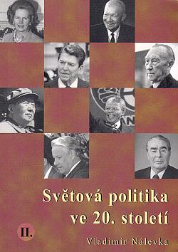 Světová politika ve 20. století II. obálka knihy