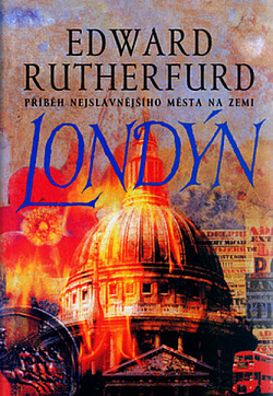 Londýn: příběh nejslavnějšího města na zemi obálka knihy