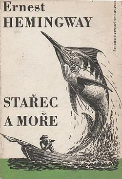 Stařec a moře obálka knihy