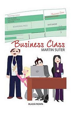 Business Class obálka knihy