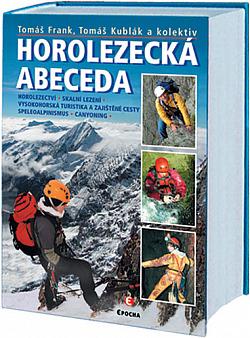 Horolezecká abeceda obálka knihy