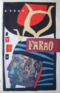 Farao obálka knihy