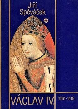 Václav IV. obálka knihy