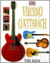 Všechno o kytarách obálka knihy