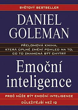Emoční inteligence obálka knihy