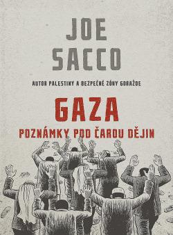 Gaza: Poznámky pod čarou dějin obálka knihy