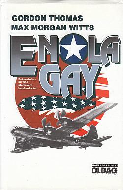 Enola Gay obálka knihy