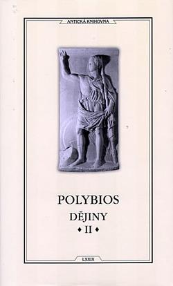 Dějiny II obálka knihy
