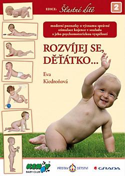 Rozvíjej se, děťátko... obálka knihy