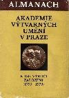 Almanach AVU v Praze k 180 výročí založení