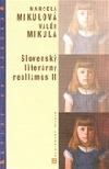 Slovenský literárny realizmus II