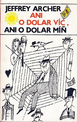 Ani o dolar víc, ani o dolar míň obálka knihy