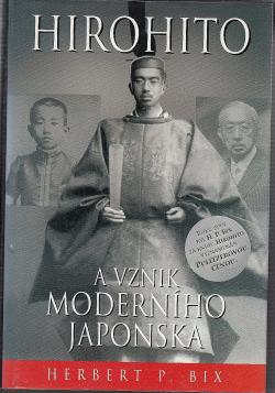 Hirohito a vznik moderního Japonska obálka knihy
