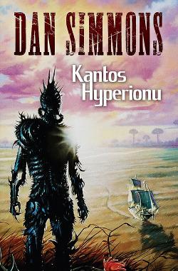 Kantos Hyperionu obálka knihy