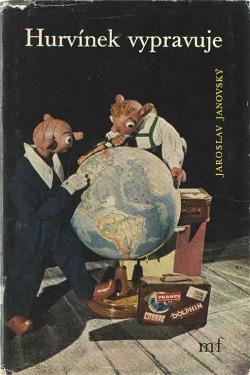 Hurvínek vypravuje obálka knihy