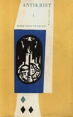 Antikrist 1 obálka knihy