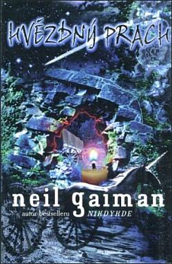 Hvězdný prach obálka knihy