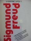 Vybrané spisy Sigmunda Freuda - Svazek I. obálka knihy