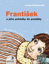 František a jeho pohádky do postýlky obálka knihy