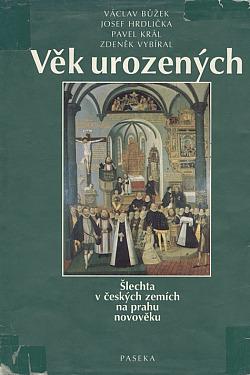 Věk urozených obálka knihy