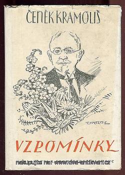 Vzpomínky z učitelského a spisovatelského života obálka knihy
