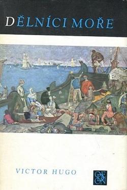 Dělníci moře obálka knihy
