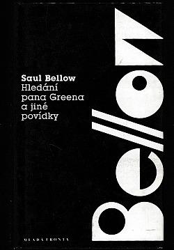 Hledání pana Greena a jiné povídky obálka knihy