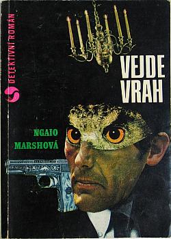 Vejde vrah obálka knihy