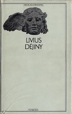 Dějiny I obálka knihy