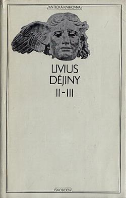 Dějiny II-III obálka knihy