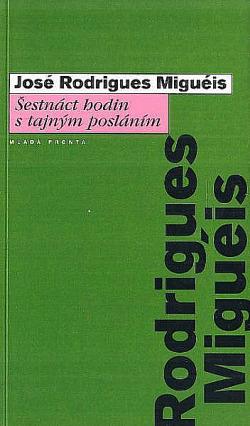 Šestnáct hodin s tajným posláním obálka knihy