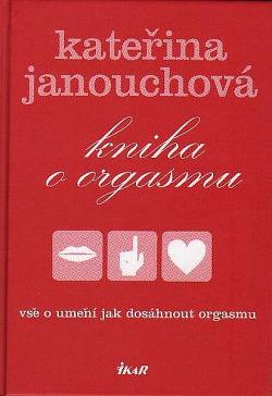 Kniha o orgasmu obálka knihy