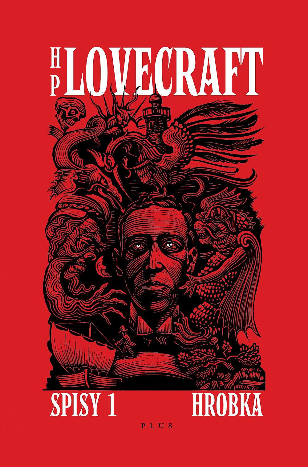Lovecraft Hrobka