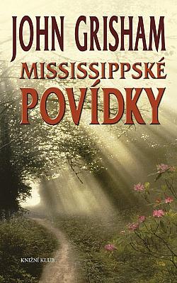 Mississippské povídky obálka knihy