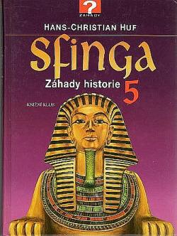 Sfinga 5 - Záhady historie obálka knihy