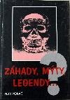 Záhady, mýty, legendy... obálka knihy