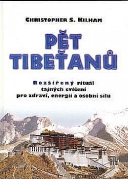 Pět Tibeťanů obálka knihy