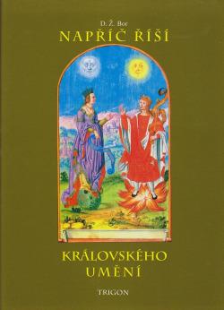 Napříč říší královského umění obálka knihy