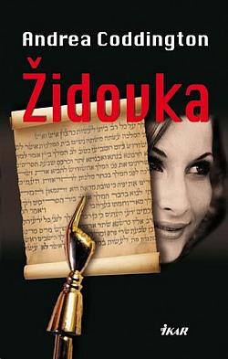 Židovka obálka knihy