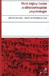 Malé dějiny české a středoevropské psychologie obálka knihy