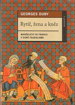 Rytíř, žena a kněz obálka knihy