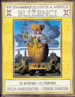 Ve znamení Slunce a Měsíce - Blíženci obálka knihy
