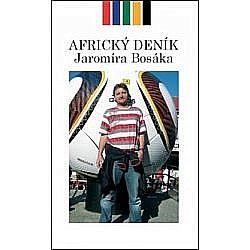 Africký deník Jaromíra Bosáka obálka knihy
