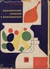 Konzervování potravin v domácnostech obálka knihy