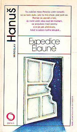 Expedice Élauné obálka knihy