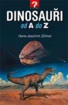 Dinosauři od A do Z obálka knihy